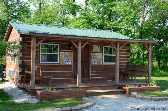 log-cabin-at-ritchey-woods-nature-preserve