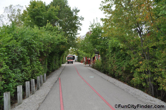 The Monon is perfect for some outdoor exercise