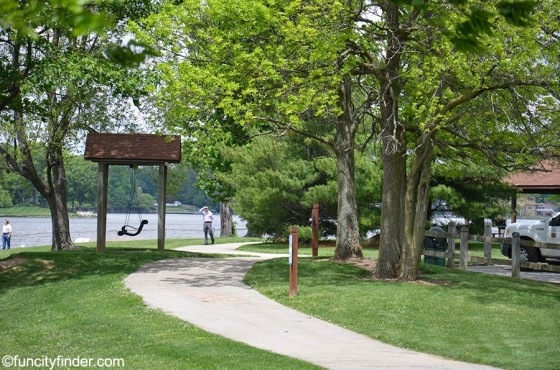 path-in-morse-lake-park-noblesville-indiana