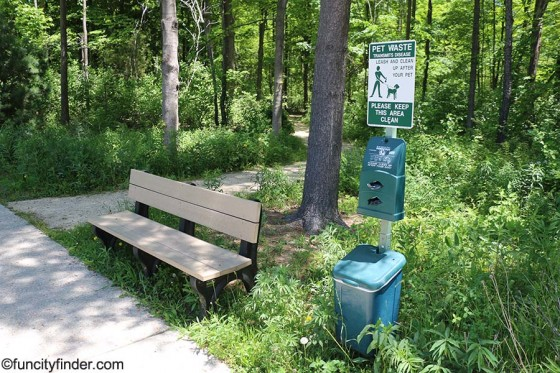 pet-waste-station-central-park-in-carmel