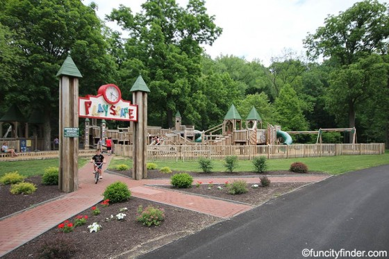 photo-of-playsafe-playground-at-ellis-park-danville