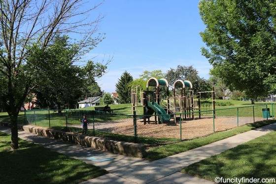 play-area-at-seminary-park-noblesville