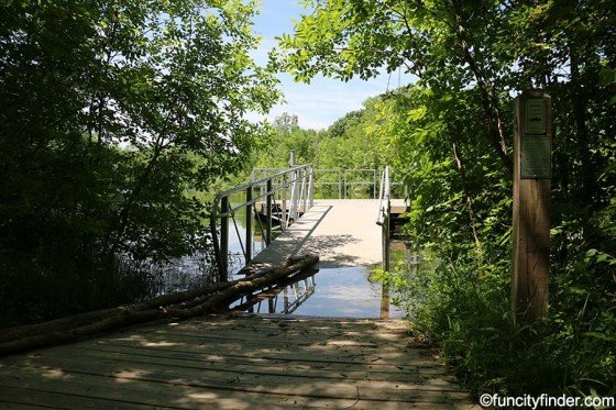 ramp-leads-to-fishing-deck-at-cheeney-creek-park