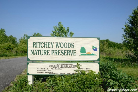 ritchey-woods-nature-preserve-sign