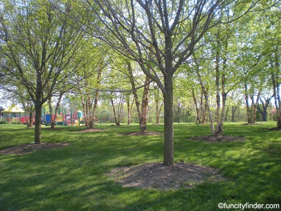 river-heritage-park-playground-and-trees-carmel-indiana