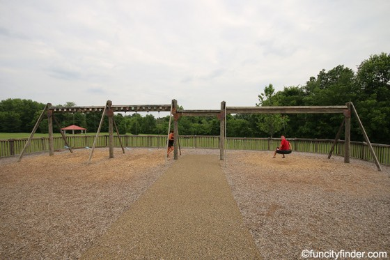 swingset-area-williams-park-brownsburg