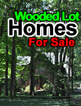 Wooded Lot Homes for Sale msWoods Real Estate, LLC